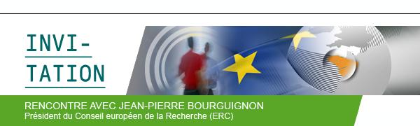Conférence sur la stratégie du Conseil européen de la Recherche (ERC)