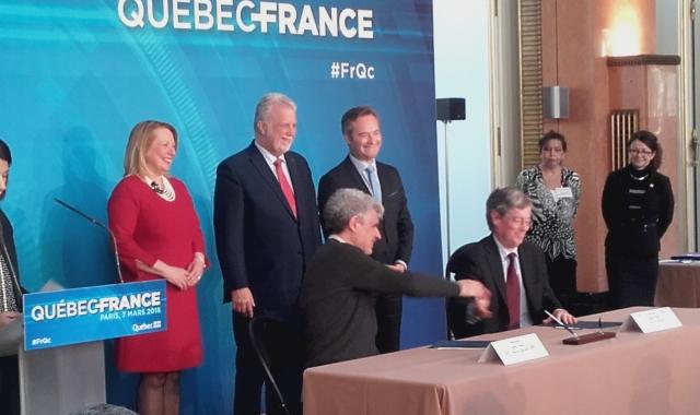 Atlanstic 2020 est partenaire d'IVADO, Québec