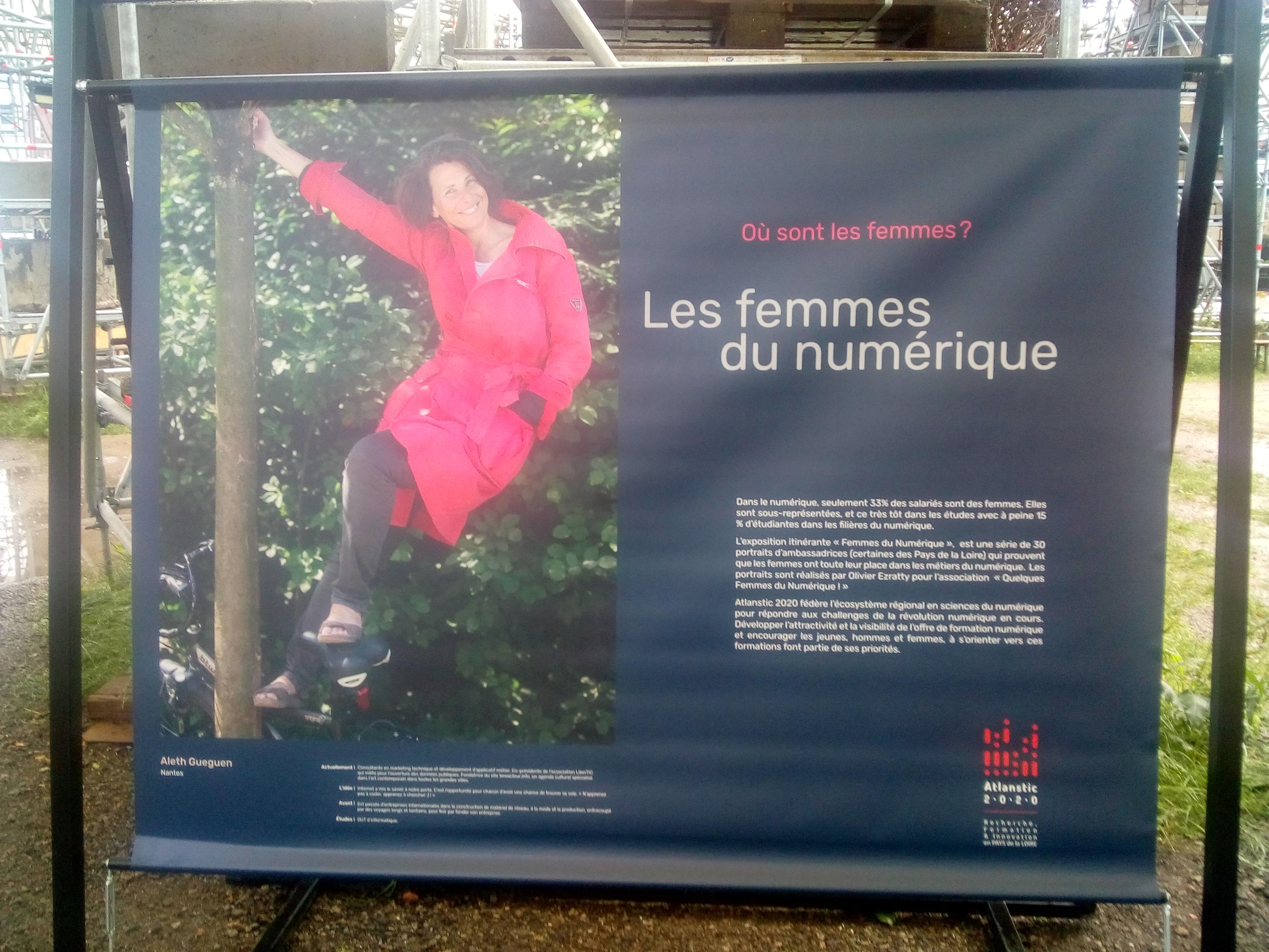 Les femmes du numérique à Complètement Nantes