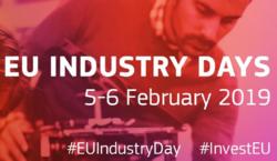 Journées européennes de l'Industrie 2019