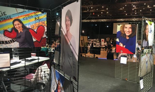 Tech Inn'Vitré accueille l'exposition photos Femmes du numérique