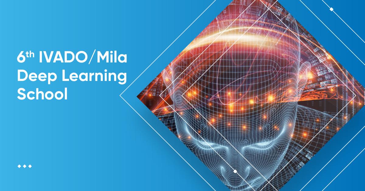 Atlanstic 2020 propose des bourses pour l'école IVADO/Mila en apprentissage profond